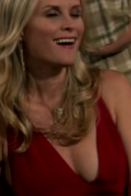 Bonnie Somerville cleavage caps from GARY UNMARRIED