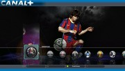 PES 2011 CANAL + new style by arturo610