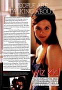 Bonnie Wright - Teen Vogue x1