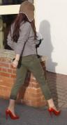 Nov 27, 2010 - Cheryl Tweedy - X Factor Studios - in London 77ee08109042300