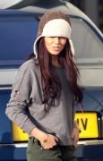 Nov 27, 2010 - Cheryl Tweedy - X Factor Studios - in London Fdeb65109042754