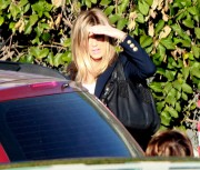 Jennifer Aniston Leaving Chelsea Handler's Studios in LA Jan 26 HQ x 12