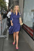 Иванка Трамп, фото 691. Ivanka Trump walks into the Today show in New York City - 18.08.2011, foto 691