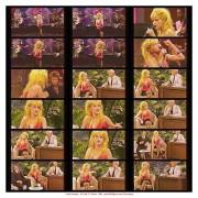 Cyndi Lauper----live--Talk--1986--legs--Nylons