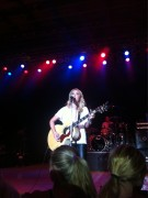 Emily Osment - Performing @ Corn Palace Theatre in Mitchell, SD - Aug.25, 2011