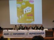Congrès national 2011 FCPE à Nancy : les photos 6c7d54148275893