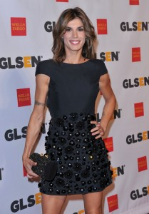 Элизабетта Каналис, фото 1153. Elisabetta Canalis the 2011 'GLSEN Respect Awards' in LA, 21.10.2011, foto 1153