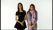 Victoria Justice and Daniella Monet Citv promo October 2011