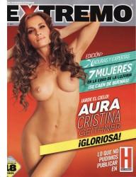 Aura Cristina Geithner desnuda H Extremo Mayo 2011 [FOTOS] 27