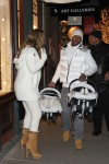 Мэрайя Кэри, фото 6078. Mariah Carey December, 31 2011 Out & about in Aspen, foto 6078