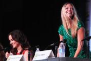 Anna Torv - Powerful Women In Pop Culture event at Comic-Con 07/13/12