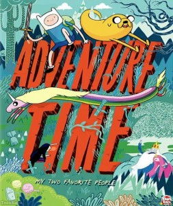 Download Adventure Time My Two Favorite People (2012) DVDRip 600MB Ganool
