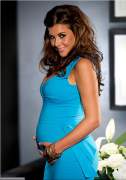 Imogen Thomas Pregnant Photoshoot x4