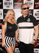 Nicole Coco Austin - G-Shock 30th Anniversary Kick Off Event in NY 08/09/12