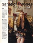 Sophie Turner - Nylon magazine x1