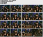 Aubrey Plaza - Jay Leno - Aug 9, 2010 - Leggy
