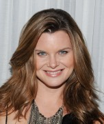 Heather Tom @ *Buzz Girls Creatives Dinner* At &amp;quot;XIV&amp;quot; In West Hollywood -September 2nd 2010- (X 3)