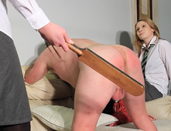 Class 5 B - Young Dommes Begin To Humiliate The